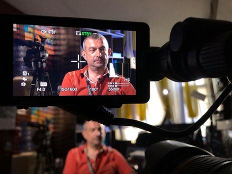 На Варшанидзе (на фото) напали, когда он приехал на съёмки репортажа