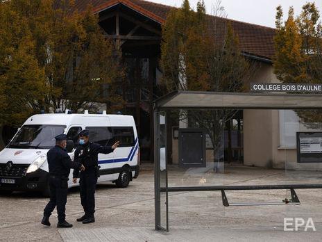 Профессора истории колледжа Конфлан-Сент-Онорин обезглавили 16 октября