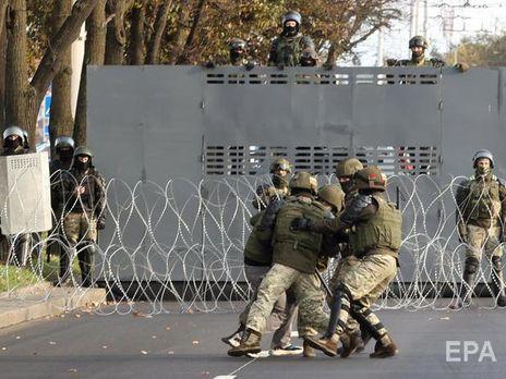 Больше всего задержаний произошло в Минске