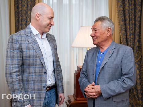 Гордон записав програму з Омельченком 17 жовтня