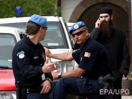Православный священник вызвал панику нажелезной дороге воФранции