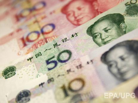 Юань завтра будет резервной валютой с 3-м показателем доли в11%