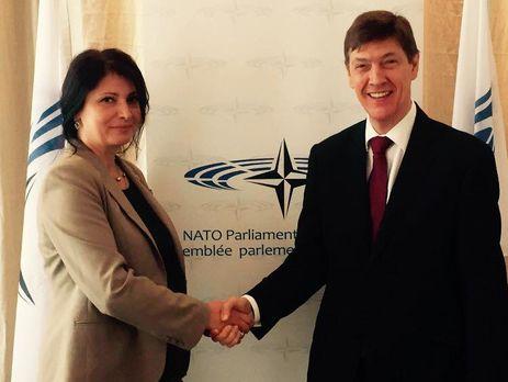 НАТО усилит поддержку Украины вборьбе сагрессиейРФ