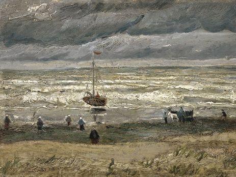 Две похищенные картины Ван Гога отыскали вНеаполе