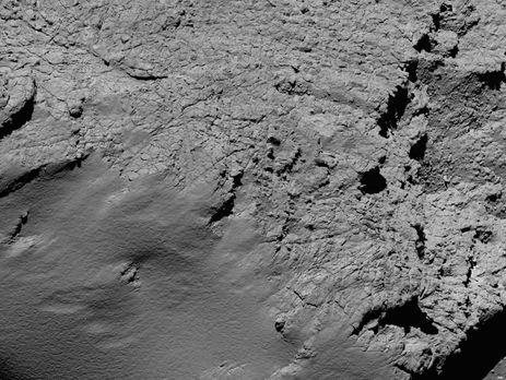 Один из последних снимков Rosetta переданных на Землю