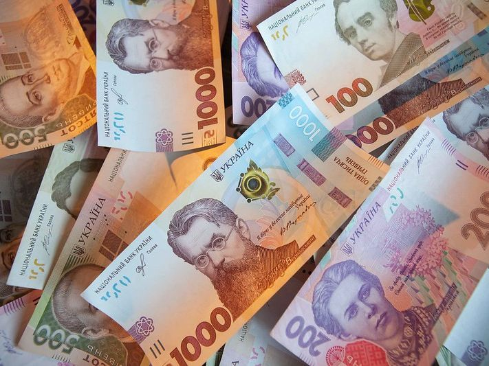 Гривня до євро зміцнилася до 33,41 грн/€
