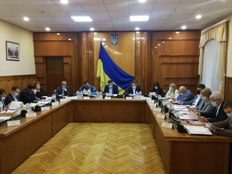 ЦВК України припинила повноваження ще одного територіального виборчкому
