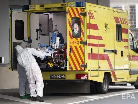 В мире зафиксировано более 42 млн случаев COVID-19