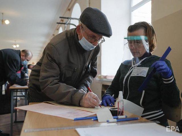 На местных выборах более активно голосовали избиратели на западе Украины – Центризбирком