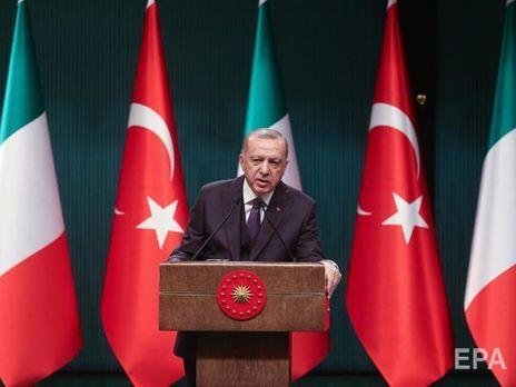 Ердоган: Ворожнеча до ісламу незалежно від обійманої посади є психічним відхиленням
