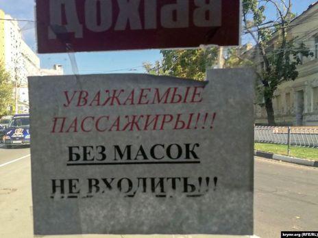 Чубаров говорит, что в Крыму скрывают истинное положение дел с COVID-19
