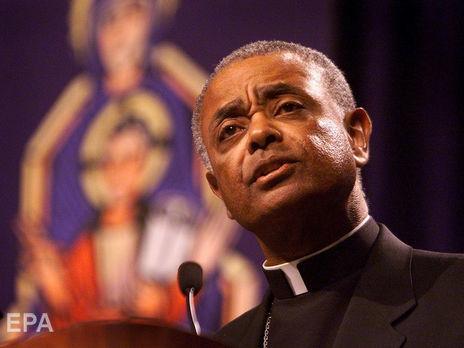 Грегори архиепископ Вашингтона