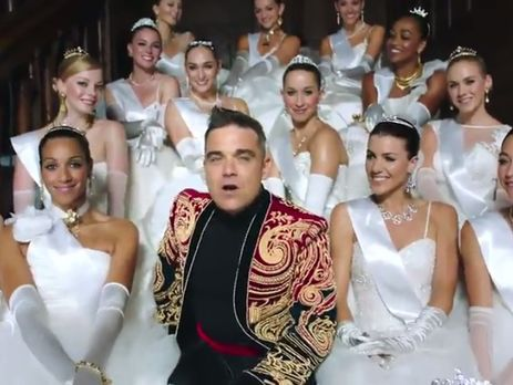 Party Like a Russian (оригинал Robbie Williams). Веселись, как русский...