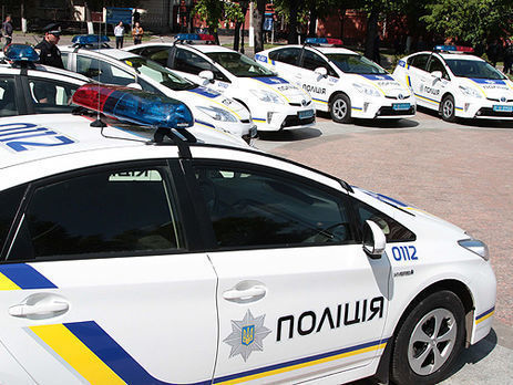 Харьковские полицейские загод разбили 25 «Приусов»