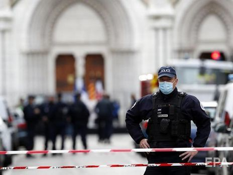 Нападение в Ницце произошло 29 октября