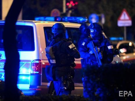 Террориста застрелили сотрудники спецподразделения WEGA