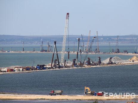 ВРФ приняли решение снять фильм остроительстве Керченского моста