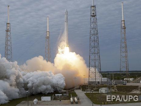 SpaceX подозревает своего конкурента впричастности квзрыву ракеты Falcon 9