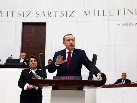 Мы53 года ждем под дверью ЕС— Эрдоган