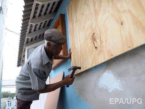 Около 1 млн граждан Кубы эвакуированы из-за урагана «Мэтью»
