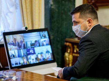 Зеленский: Наш сценарий развития эпидемической ситуации в холодное время года будет далеко не самым худшим