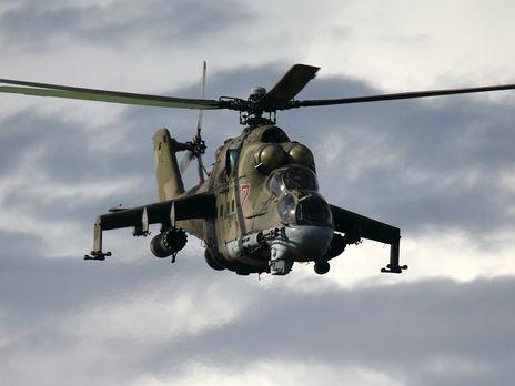 В МИД Азарбайджана сообщили, что раньше российские вертолеты не летали в указанном районе