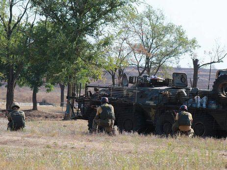 НаЯворовском полигоне трое военных получили ранения