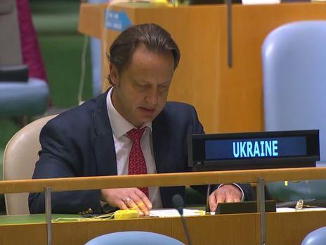 Вітренко наголосив, що не менше ніж пів мільйона жителів України стали вимушеними переселенцями