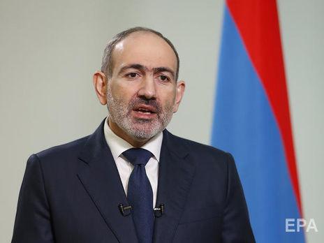 Пашиняна назначили главой армянского правительства в январе 2019 года