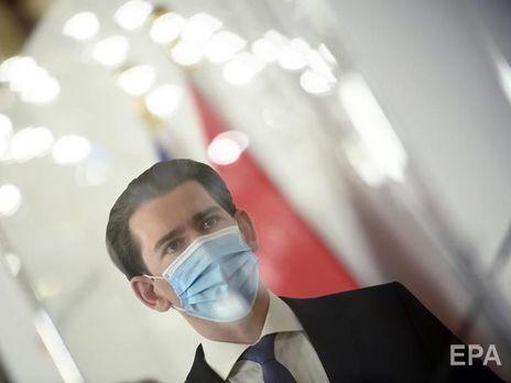 В Австрии собираются проводить массовое тестирование на коронавирус