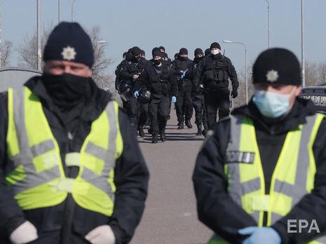 Полиция составила почти 2 тыс. админпротоколов за нарушение карантина