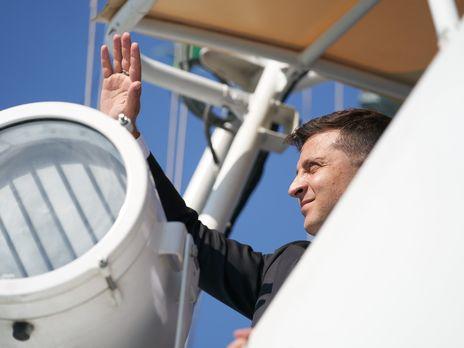 За девять месяцев 2020 года расходы Зеленского на перелеты за границу и в пределах Украины составили 11,9 млн грн
