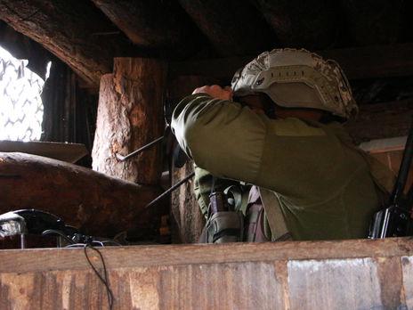 С начала новых суток на Донбассе тихо