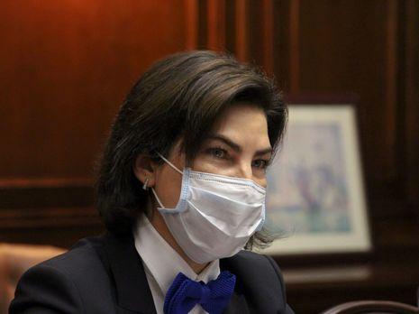 Венедіктова виконувала обов'язки директора Держбюро розслідувань до призначення на пост генпрокурора України
