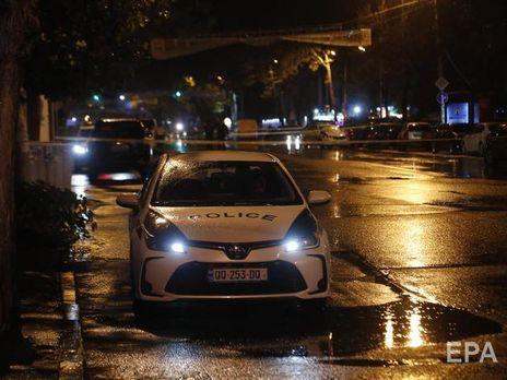 Инцидент произошел на проспекте Церетели