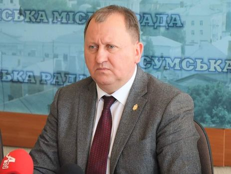 Лысенко опять избран городским головой Сум