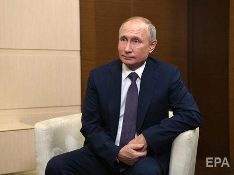 Путін продовжив дію контрсанкцій ще на рік