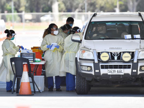 В Австралии COVID-19 заболело 27,8 тыс. человек, 907 умерли