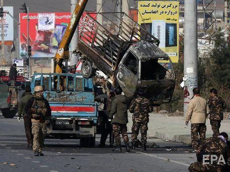 Стреляли с территории Кабула