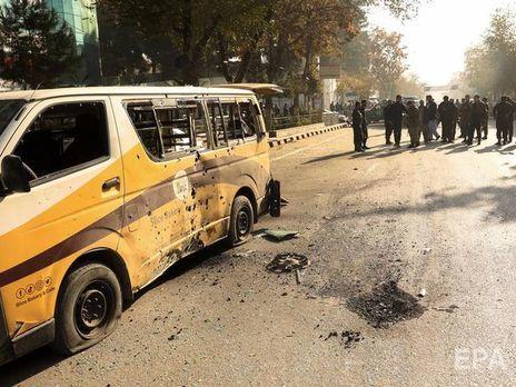 Несколько районов Кабула обстреляли изминометов, необошлось без жертв