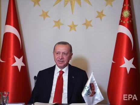 Эрдоган сказал, что Турция оказывала безвозмездную помощь 15 странам-членам G20