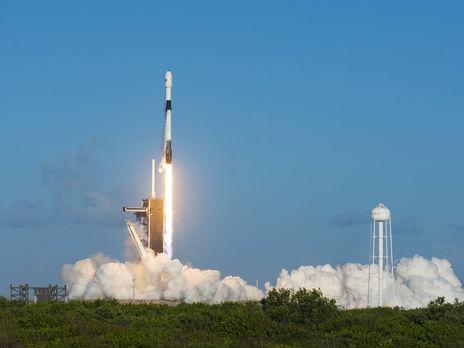 Ракета SpaceX вывела наорбиту спутник для исследования океана