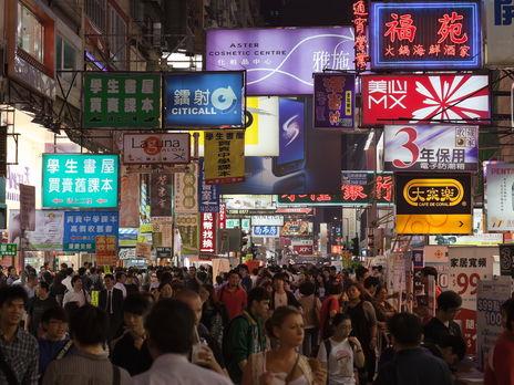 С начала пандемии в Гонконге выявлено более 5,7 тыс. случаев инфицирования