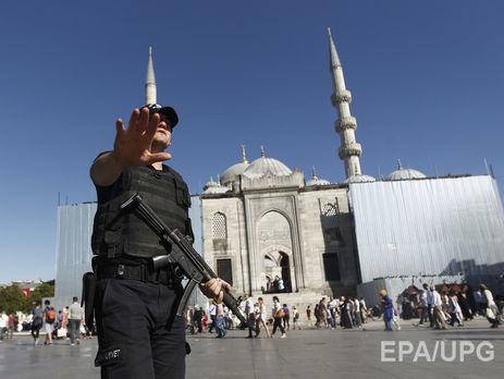 Турция продлила режим чрезвычайного положения натри месяца