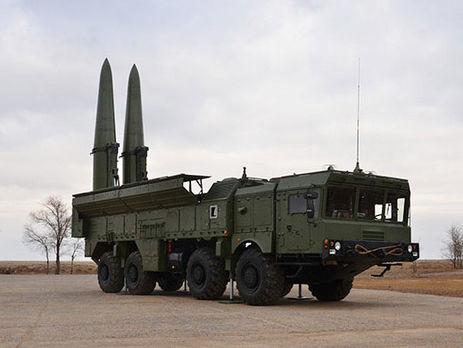 «Искандеры» подняли поучебной тревоге назападе РФ