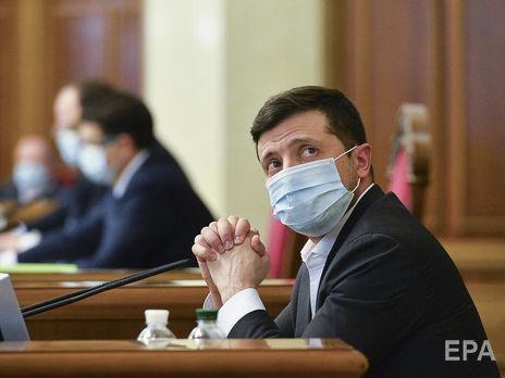 Зеленский вступил в должность президента 20 мая 2019 года