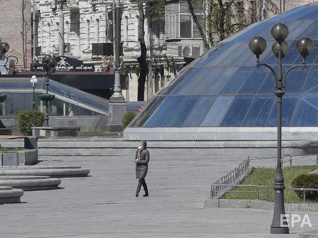 Повний локдаун в Україні запроваджували в березні