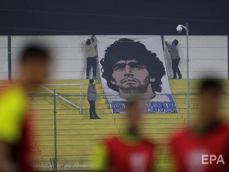 Марадона умер в возрасте 60 лет
