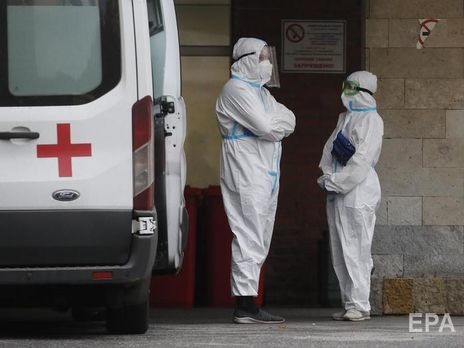 У Санкт-Петербурзі виявили понад 118 тис. інфікованих