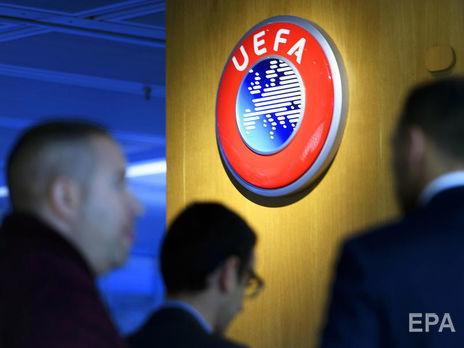 В УЄФА аргументували причину технічної поразки збірної України
